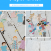 Printable Quiet Book- Paper Dolls