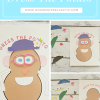 Printable Quiet Book- Dress the Potato