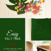 Easy Felt Tree