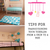 Tips For Transitioning Your Toddler From a Crib to a Bed