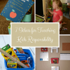 7 Ideas for Teaching Kids Responsibility