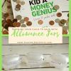 Teaching Your Child to Save With Allowance Jars