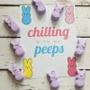 Chilling with My Peeps Free Printable