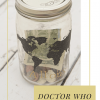 Doctor Who Savings Jar