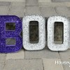 DIY Marquee Letters for Halloween