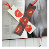 Tissue Paper Bookmarks
