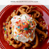Copycat Disneyland Funnel Cake Fries Recipe