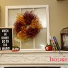 Back To School Harry Potter Mantel