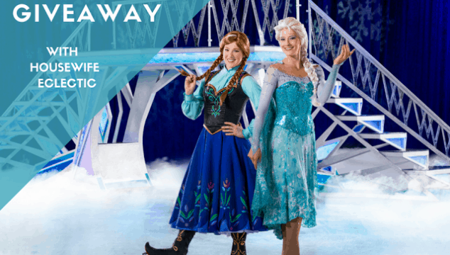 Disney on Ice in Salt Lake City Giveaway!