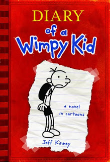 Book Review- Diary of a Wimpy Kid