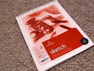 Crafty Sketchbook