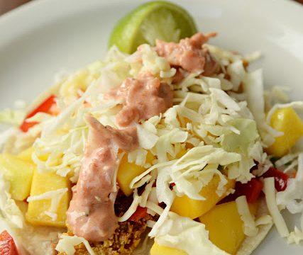 Tasty Tuesdays- Fish Tacos