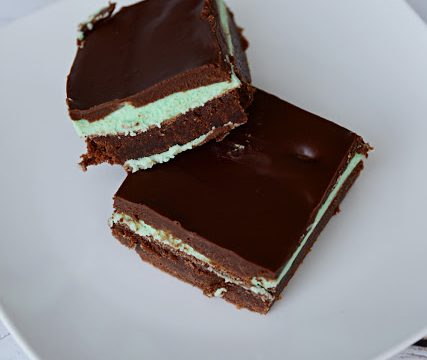 How to make the best mint brownies for St. Patrick's Day