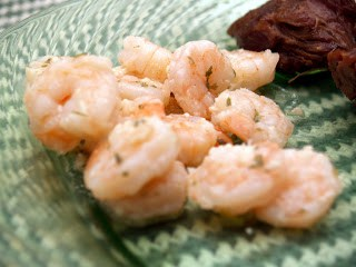 Tasty Tuesdays- Shrimp Scampi