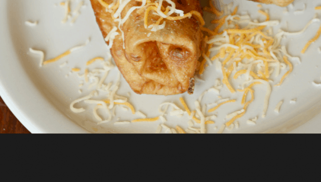 BBQ Chimichangas