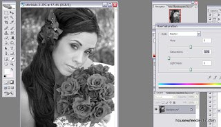 Photo Thursdays- How to make a dual toned image using Photoshop
