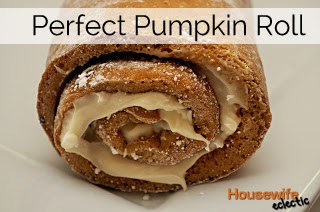 Perfect Pumpkin Roll with Megan from Sisters-in-Long
