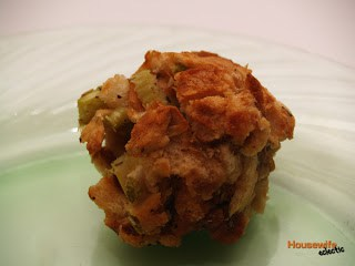 Stuffing Balls in the Crockpot