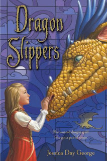 Book Review- Dragon Slippers by Jessica Day George