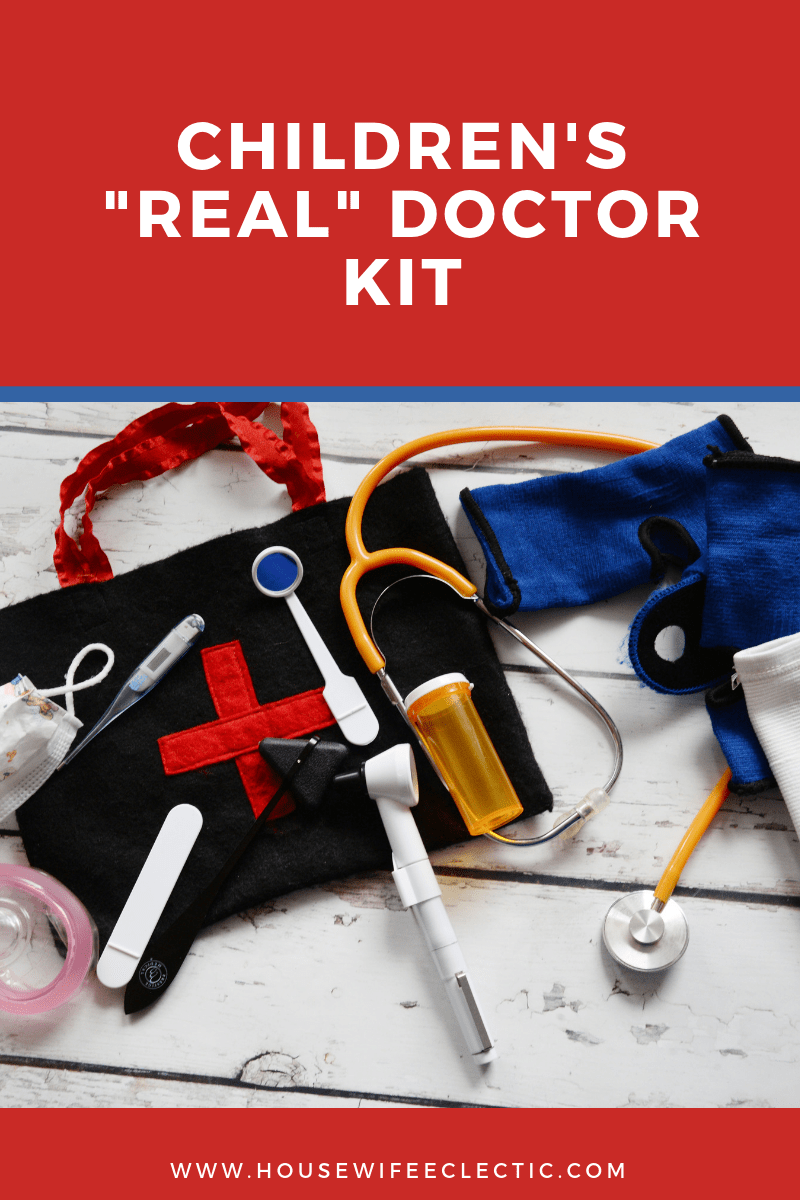 Children's Real Doctor Kit