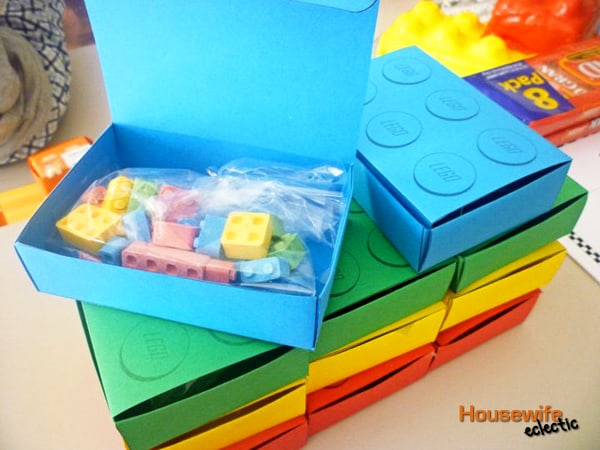 Lego Birthday Party - Housewife Eclectic