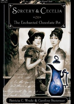 Jane Austen, Magic and Chocolate Pots (a book review)