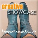 Creative Showcase- A creative feature and linkup