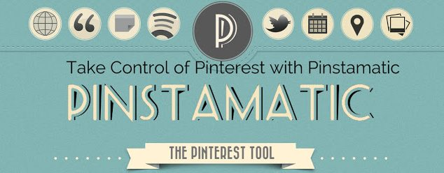 WotW: Take Control of Pinterest with Pinstamatic