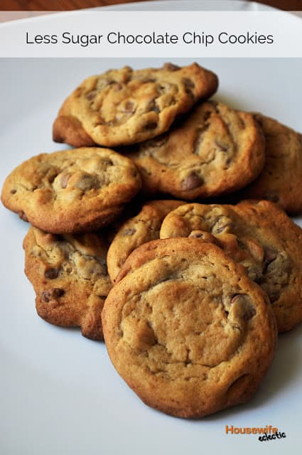 Cookies with Sugar Substitute