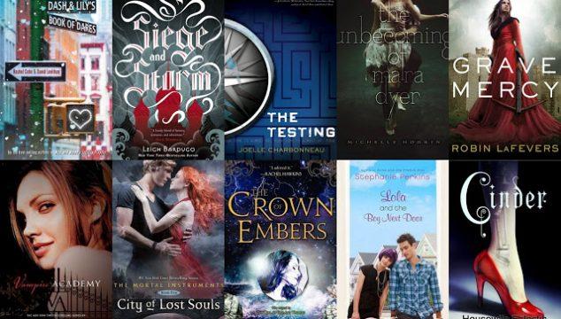 Top Ten Books I've Read So Far In 2013