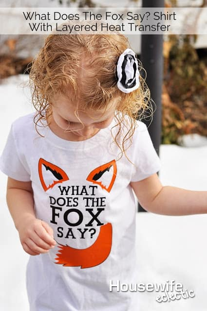 What Does the Fox Say?, Layered Heat Transfer