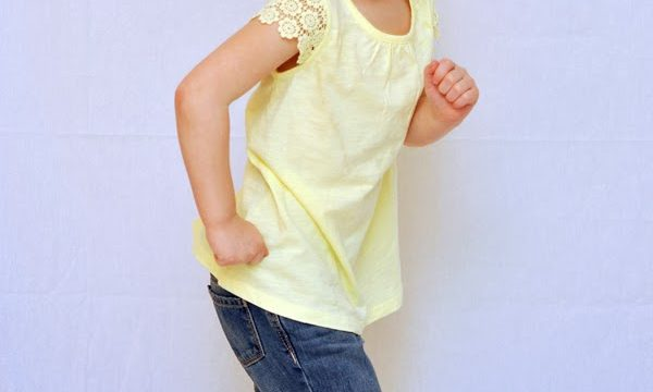 Dressing Siblings For Pictures with Osh Kosh B'Gosh