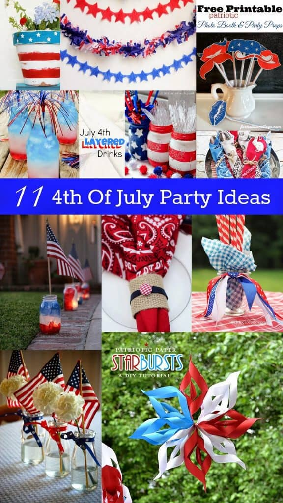 11 4th of july party ideas housewife eclectic