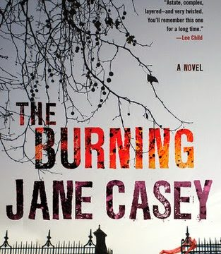 Book Review: The Burning