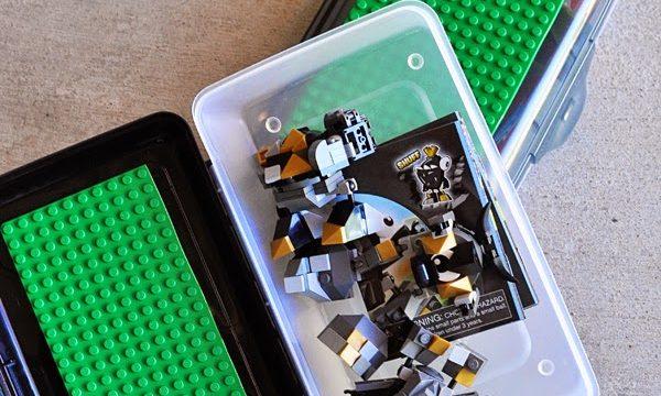 Road Trip Lego Boxes