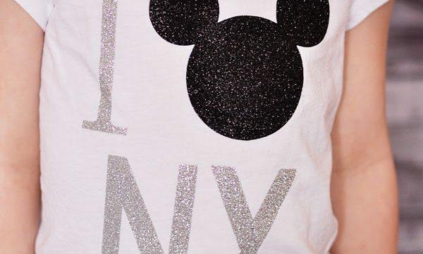 """I """"Mickey"""" NY Shirt"""