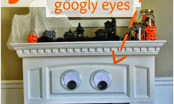 Easy DIY Dollar Store Jumbo Googly Eyes