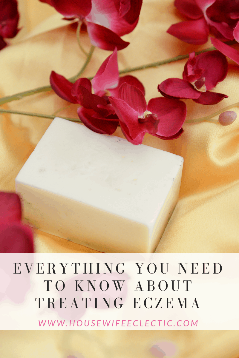 Housewife Eclectic: How to Treat Eczema