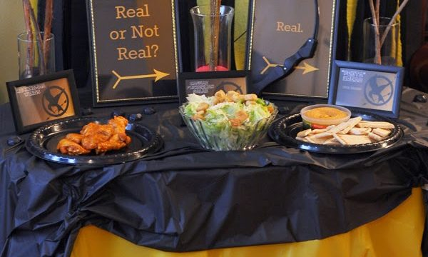 Real or Not Real? – Hunger Games Party