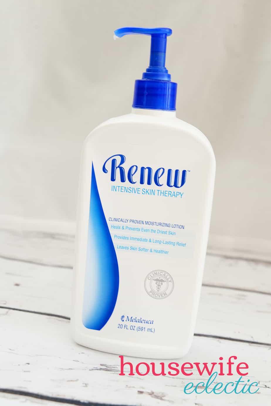 How to Treat Eczema : Renew by Melaleuca