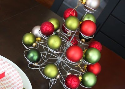 Easy And Creative Ornament Display Ideas