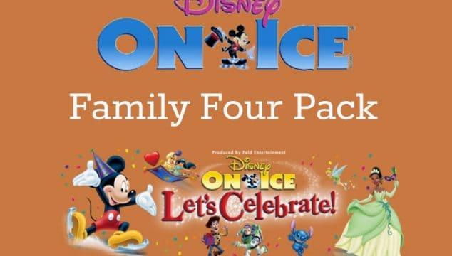 Winner Disney on Ice!