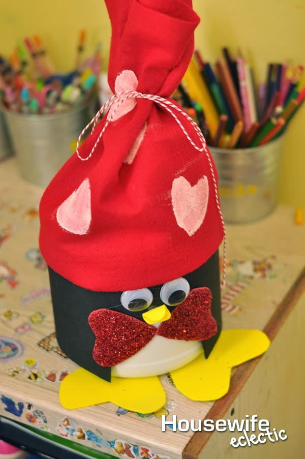 Penguin Valentine S Day Box Housewife Eclectic