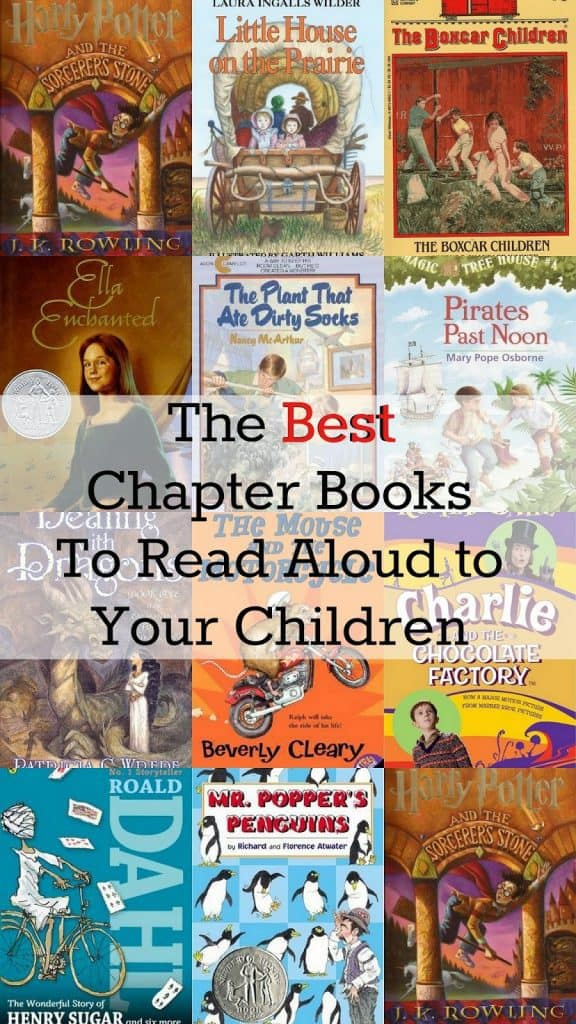 the best books to read aloud to your children   housewife