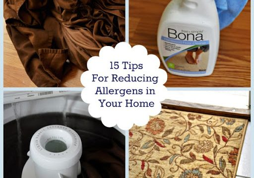 15 Ways to Reduce Allergens in Your Home