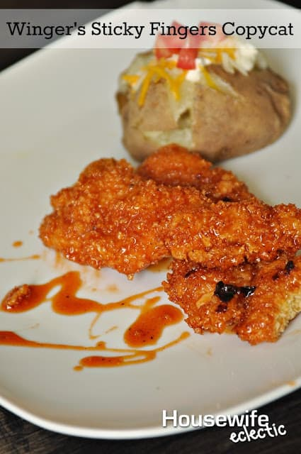 Winger S Sticky Fingers Copycat Recipe Housewife Eclectic