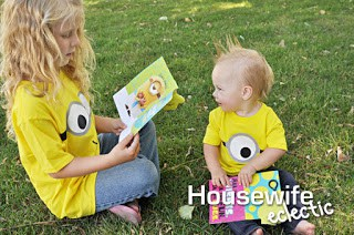 Diy Minion Shirts Amp Gift Housewife Eclectic
