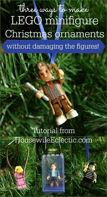 Doctor Who Christmas Tree Housewife Eclectic