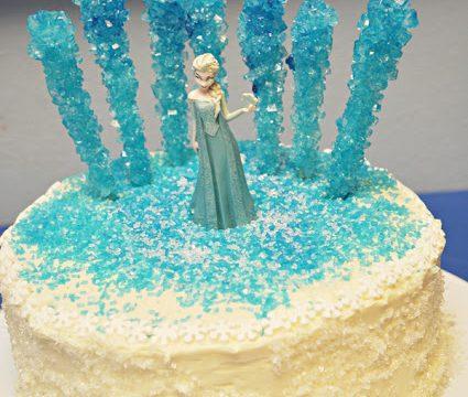 Easy Frozen Cake