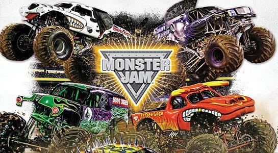 Monster Jam Giveaway!
